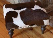 فروش عمده پوست گاو