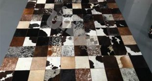 صادرات فرش پوست چرم به بازار اروپا