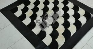 فروش انواع فرش چرم اصل